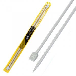 Спицы для вязания прямые Maxwell Gold Тефлон 6538 5,0 мм 35 см 2 шт
