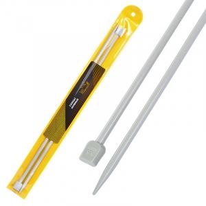 Спицы для вязания прямые Maxwell Gold Тефлон 6545 5,5 мм 35 см 2 шт