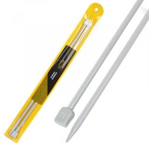Спицы для вязания прямые Maxwell Gold Тефлон 6552 6,0 мм 35 см 2 шт