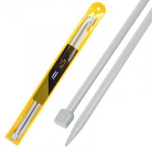 Спицы для вязания прямые Maxwell Gold Тефлон 6576 8,0 мм 35 см 2 шт