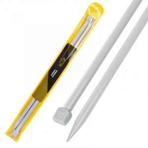 Спицы для вязания прямые Maxwell Gold Тефлон 6583 9,0 мм 35 см 2 шт