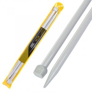 Спицы для вязания прямые Maxwell Gold Тефлон 6606 12,0 мм 35 см 2 шт