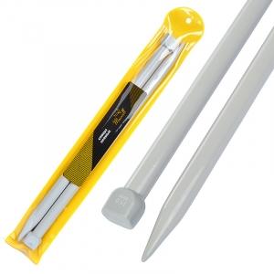 Спицы для вязания прямые Maxwell Gold Тефлон 6613 15,0 мм 35 см 2 шт