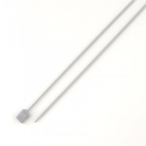 Спицы для вязания прямые Maxwell Red Тефлон ТВ 5,0 мм 35 см 2 шт