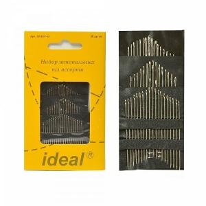 Иглы IDEAL ID-HN--35 набор штопальных игл  уп. 50 игл (0340-0055)