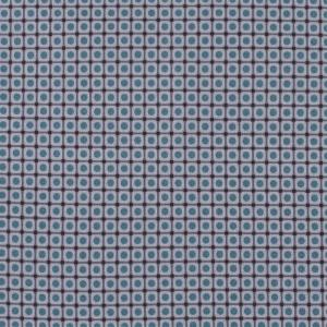 Ткань на отрез поплин детский 220 см 28345/1 Ананасы компаньон