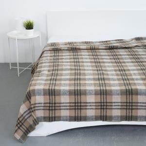 Одеяло полушерсть 420 гр/м2 цвет бежевый 200/240 см