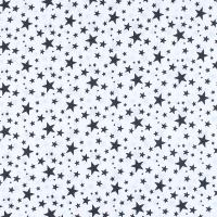 Ткань на отрез бязь плательная 150 см 1556/13А цвет черный