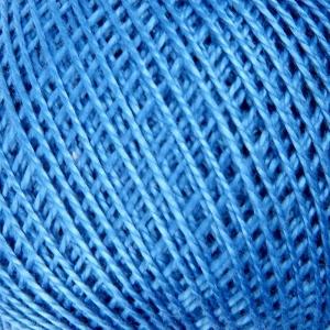 Нитки для вязания Ирис 100% хлопок 25 гр 150 м цвет 2508 голубой
