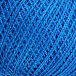 Нитки для вязания Ирис 100% хлопок 20x25 гр 150 м цвет 2714 синий