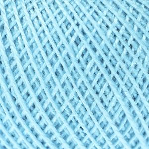 Нитки для вязания Ирис 100% хлопок 20x25 гр 150 м цвет 3006 бирюза