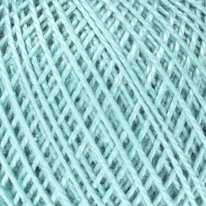 Нитки для вязания Ирис 100% хлопок 20x25 гр 150 м цвет 3506 серовато-нефритовый