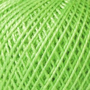 Нитки для вязания Ирис 100% хлопок 20x25 гр 150 м цвет 3908 нежные побеги