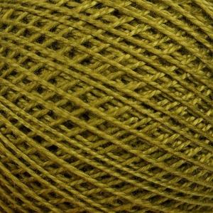 Нитки для вязания Ирис 100% хлопок 20x25 гр 150 м цвет 4506 зеленый