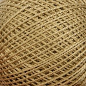Нитки для вязания Ирис 100% хлопок 20x25 гр 150 м цвет 6604 бежевый