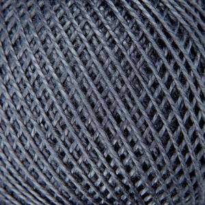 Нитки для вязания Ирис 100% хлопок 20x25 гр 150 м цвет 7110 синий