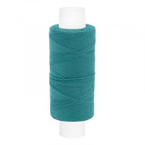 Нитки швейные 45ЛЛ 200м цвет 3507 морская волна