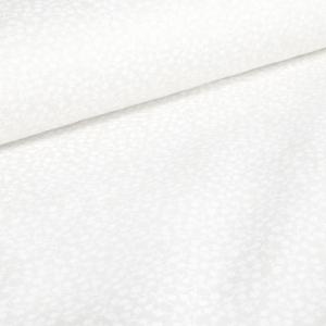 Ткань на отрез бязь плательная 150 см 1672/5 цвет белоснежный