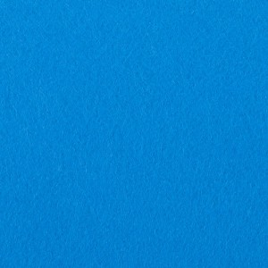Фетр листовой жесткий IDEAL 1 мм 20х30 см FLT-H1 упаковка 10 листов цвет 683 василек