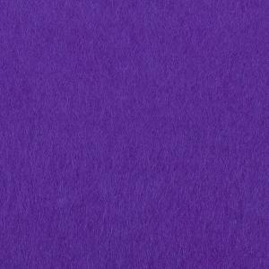 Фетр листовой мягкий IDEAL 1 мм 20х30 см FLT-S1 упаковка 10 листов цвет 620 фиолетовый