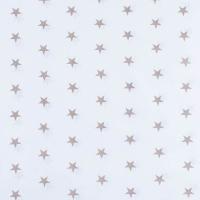 Ткань на отрез бязь плательная 150 см 1700А/18 цвет кофе