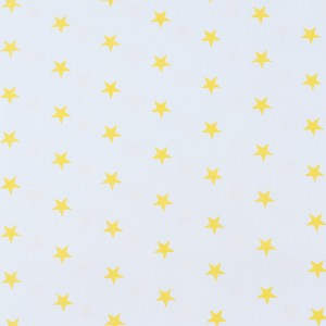Ткань на отрез бязь плательная 150 см 1700А/8 цвет желтый
