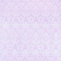 Ткань на отрез бязь плательная 150 см 402/2 Дамаск цвет розовый