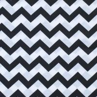 Ткань на отрез бязь плательная 150 см 1692 цвет черный