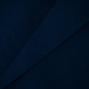 Ткань на отрез футер с лайкрой 5502-1 цвет темный индиго