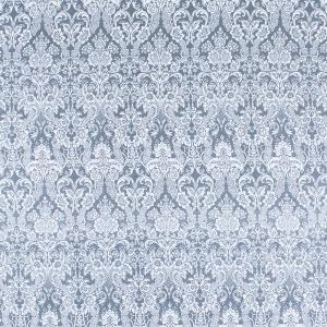 Ткань на отрез бязь плательная 150 см 402/17 Дамаск цвет серый
