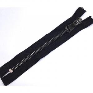 Молния металл №8ТТ черный никель н/р 18см D580 черный