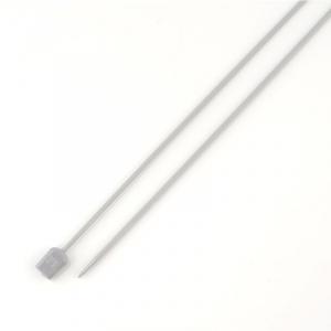 Спицы для вязания прямые Maxwell Red Тефлон ТВ 6,0 мм 35 см 2 шт