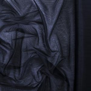 Еврофатин мягкий матовый Hayal Tulle HT.S 300 см цвет 047/054(80) черный