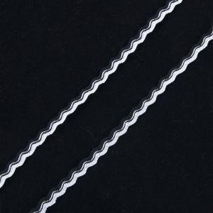 Тесьма плетеная вьюнчик С-3726 (3582) г17 уп 20 м ширина 7 мм (5 мм) рис 9253 цвет 013
