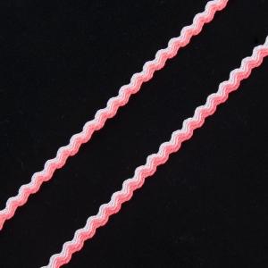 Тесьма плетеная вьюнчик С-3726 (3582) г17 уп 20 м ширина 7 мм (5 мм) рис 9253 цвет 015