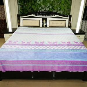 Велсофт 290 гр/м2 200 см 91915 фиолетовый