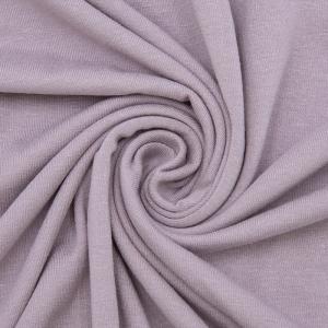 Ткань на отрез вискоза с лайкрой цвет светло-фиолетовый