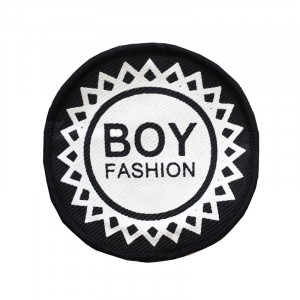Нашивка Boy Fashion 7см