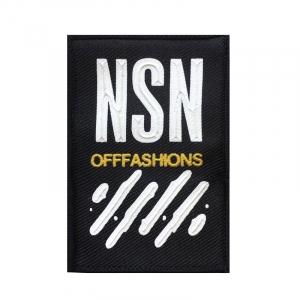 Нашивка NSN 8.5*5.5см