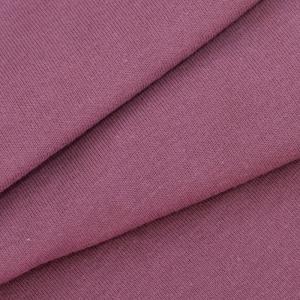 Ткань на отрез кулирка 8063 цвет сливовый