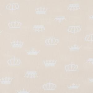 Ткань на отрез бязь плательная 150 см 1694/5 цвет бежевый