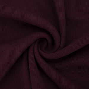 Ткань на отрез кашкорсе 3-х нитка с лайкрой цвет темно-бордовый