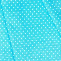 Бязь плательная 150 см 1359/18 цвет бирюза