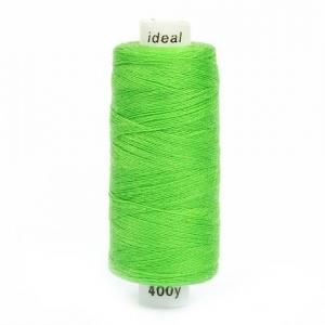 Нитки бытовые Ideal 40/2 100% п/э 429 зеленый