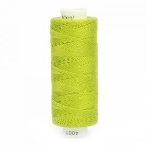 Нитки бытовые Ideal 40/2 100% п/э 428 светло-зеленый