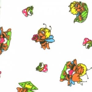 Набор детских пеленок фланель 4 шт 90/120 см 157-2П