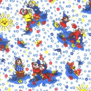 Набор детских пеленок фланель 4 шт 90/120 см 195-2П