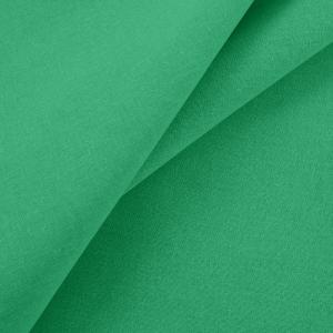 Ткань на отрез бязь гладкокрашеная 120 гр/м2 150 см цвет ярко-изумрудный