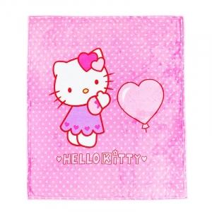 Плед детский велсофт Hello kitty  95/100