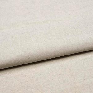 Полулен 220 см полувареный цвет серый